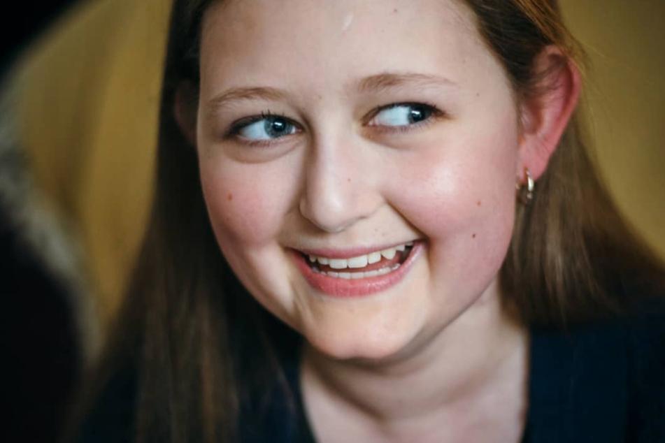 Grace Mertens wurde nur 16 Jahre alt.
