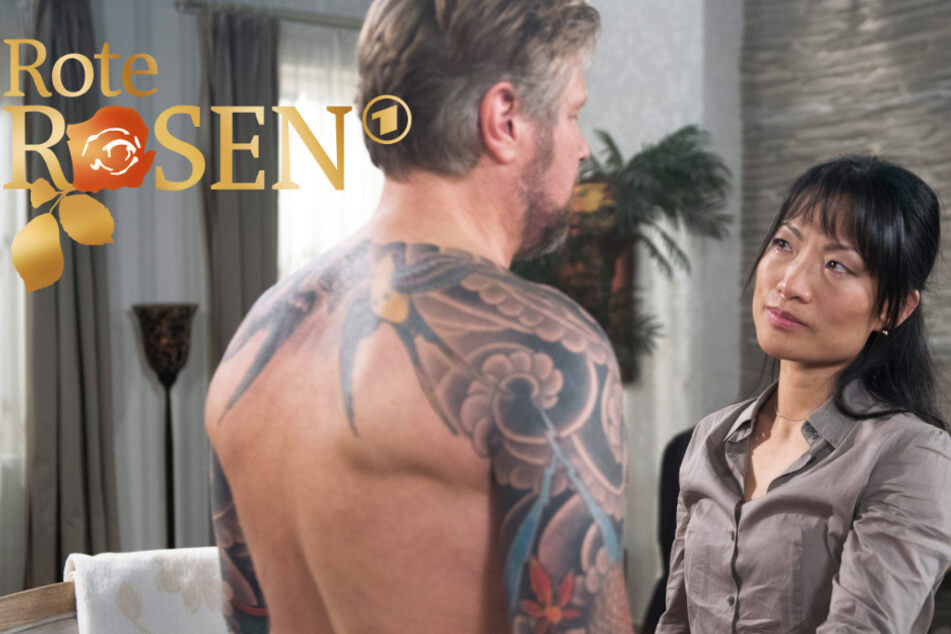 Lin setzt alles daran, ihren Noch-Ehemann Jens ins Bett zu kriegen.