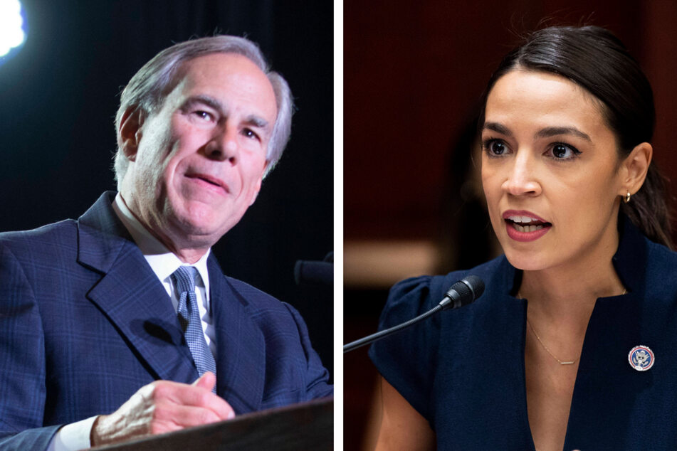 """Biology 101"": AOC slams Texas Governor Greg Abbott's ""deep ignorance"" over abortion claims"