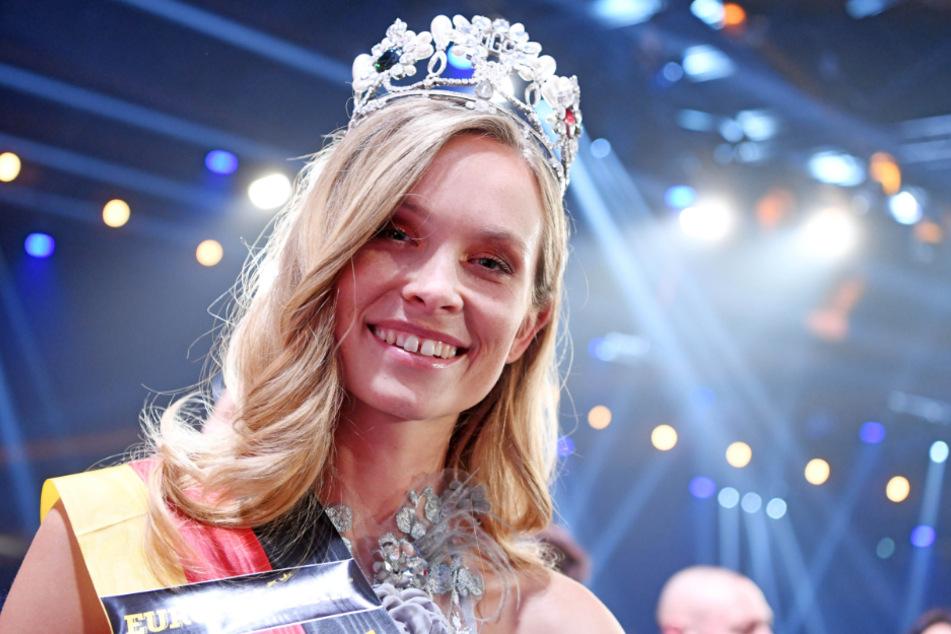 Bei der Wahl der Miss Germany 2019 machte Nadine Berneis (30) das Rennen um die Krone.