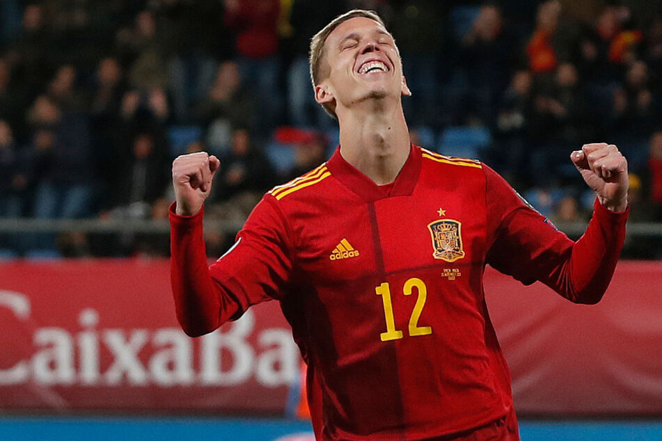 Dani Olmo (23) konnte mit bärenstarken Leistungen bei der Europameisterschaft auf sich aufmerksam machen. Bei Olympia hofft er mit Spanien auf die Goldmedaille.