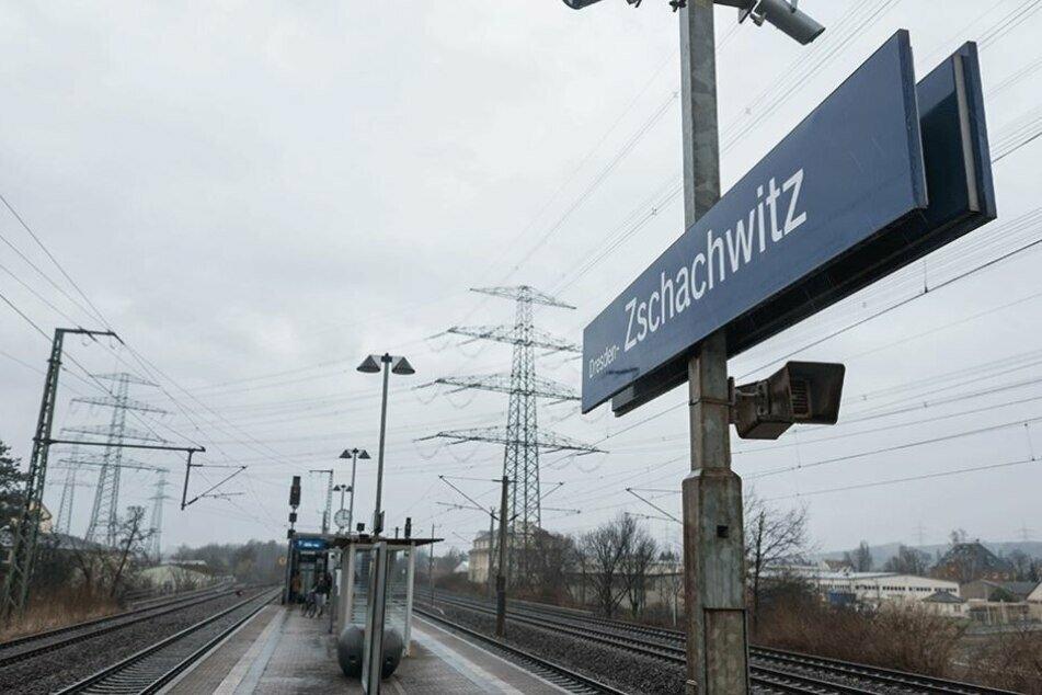 In der Höhe des S-Bahnhofes Dresden-Zschachwitz kam es zu dem Gewaltvorfall. (Symbolbild)