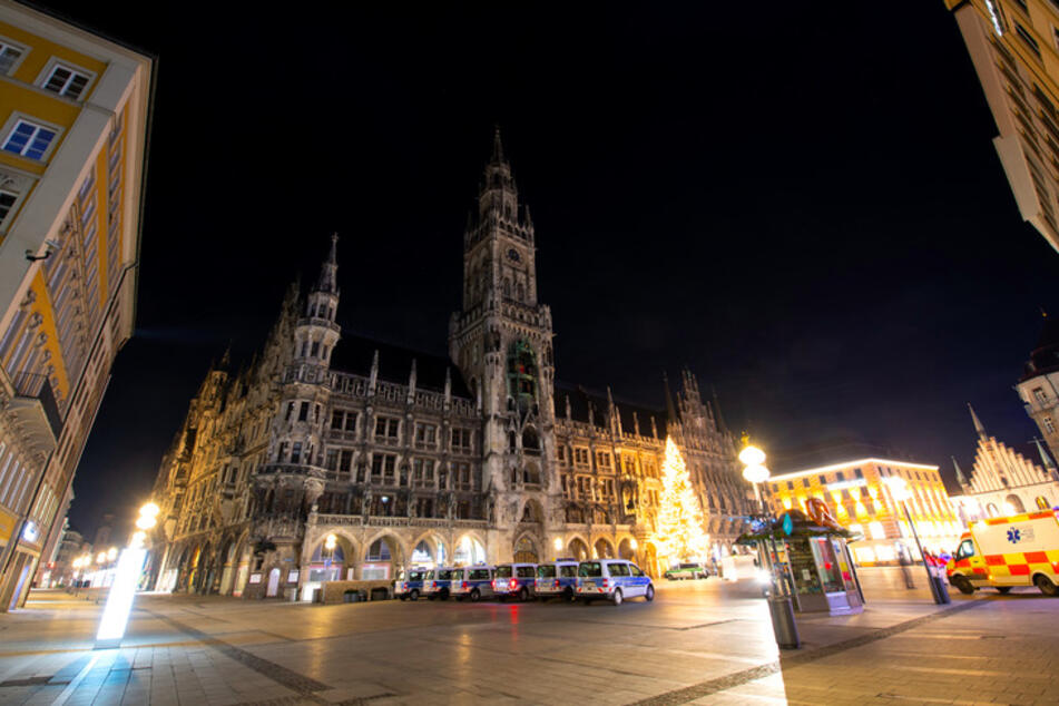 München: Rund 600 Einsätze in München, aber überwiegend ruhiger Start ins neue Jahr