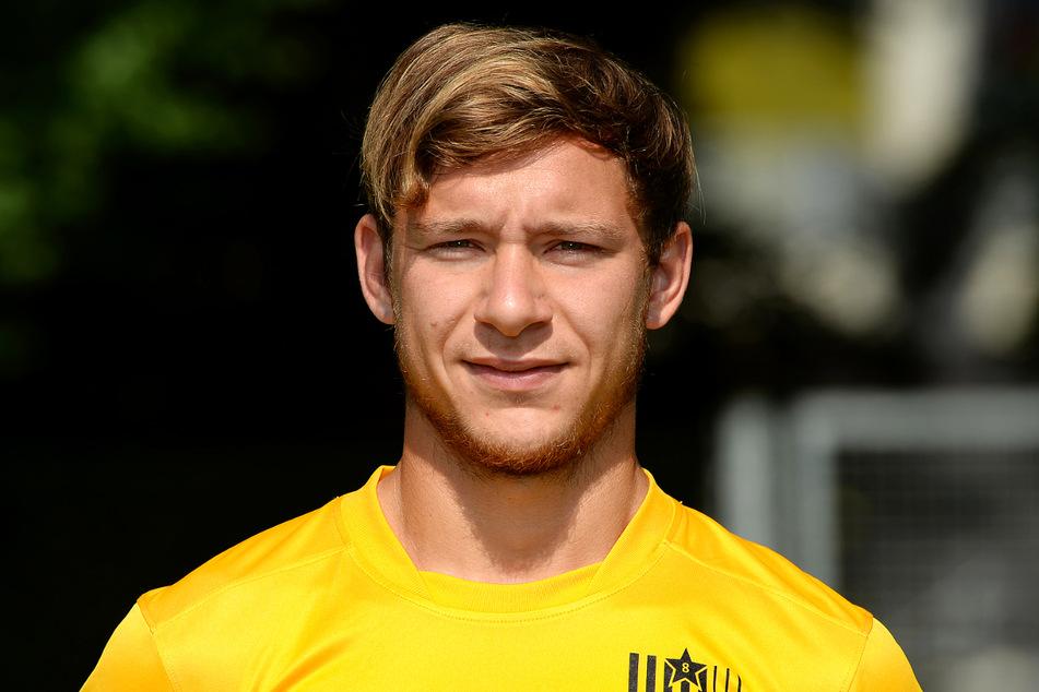 Robert Koch (35) spielte in Dresden auch für den SC Borea und Dynamos zweite Mannschaft, ehe er viereinhalb Jahre für die SGD-Profis kickte.