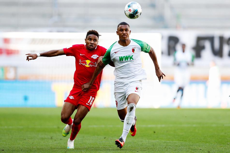 Felix Uduokhai (23, r.), hat bereits 82 Bundesliga-Spiele absolviert und ist bereit für höhere Aufgaben.