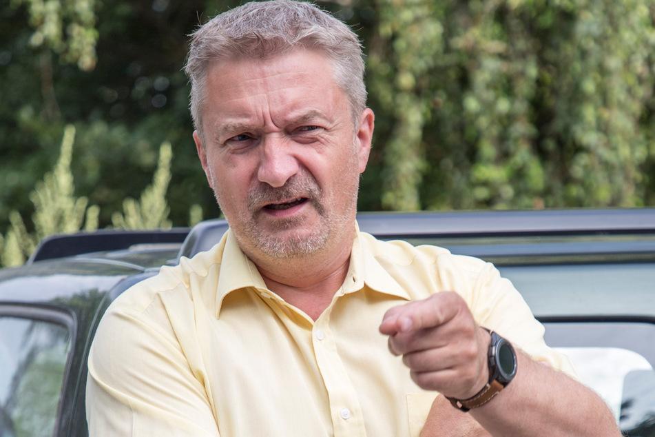 Udo Mann (51), stellvertretender Amtstierarzt