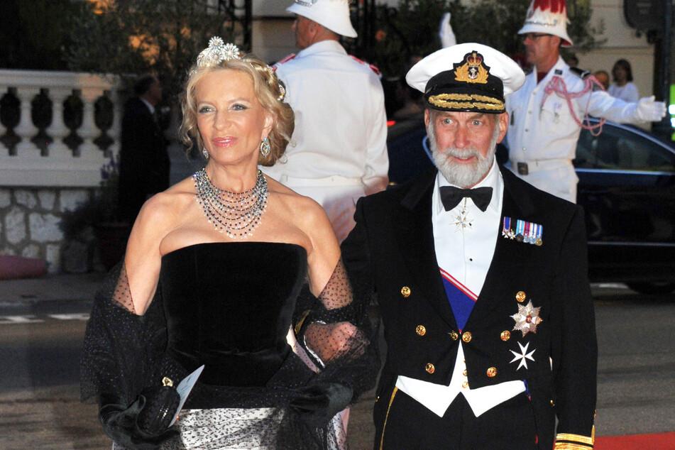 Prinz und Prinzessin Michael von Kent. Die Prinzessin wurde 1945 als Marie Christine von Reibnitz in Karlsbad (tschechisch: Karlovy Vary) geboren.