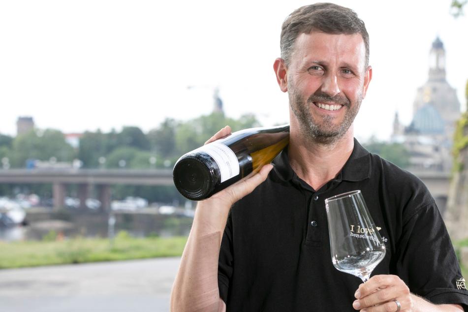 Dresden: Ausgezeichnet! Dieser Dresdner führt die zweitbeste Weinbar Deutschlands