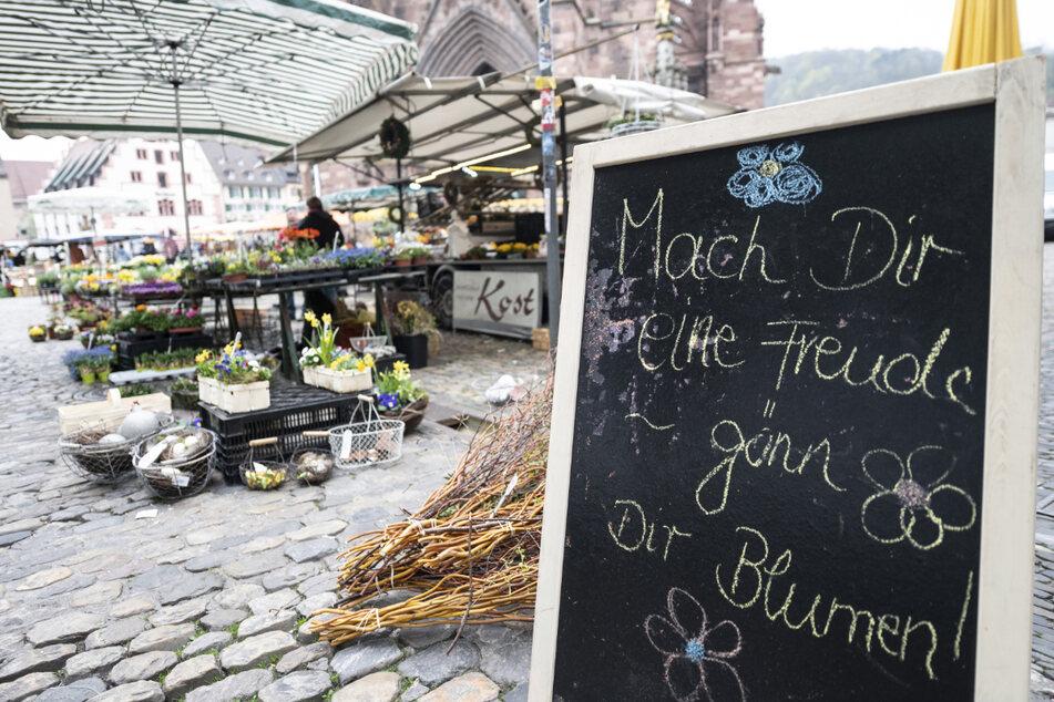 Erfreuliche Nachrichten: Floristen in Thüringen dürfen wieder öffnen!