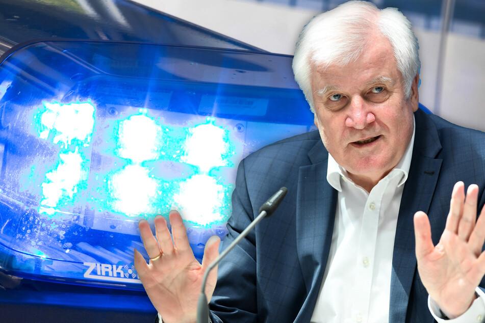 """Nach Verbot von Innenminister Seehofer: Groß-Razzien bei Neonazi-Gruppierung """"Wolfsbrigade 44"""""""