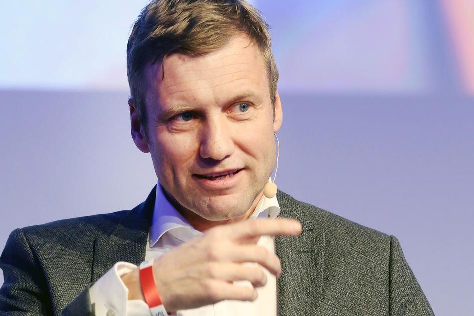Der neue Geschäftsführer der DFB GmbH, Holger Blask.