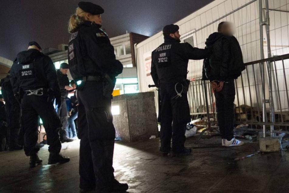 16 Tatverdächtige nach Silvester-Übergriffen in Köln