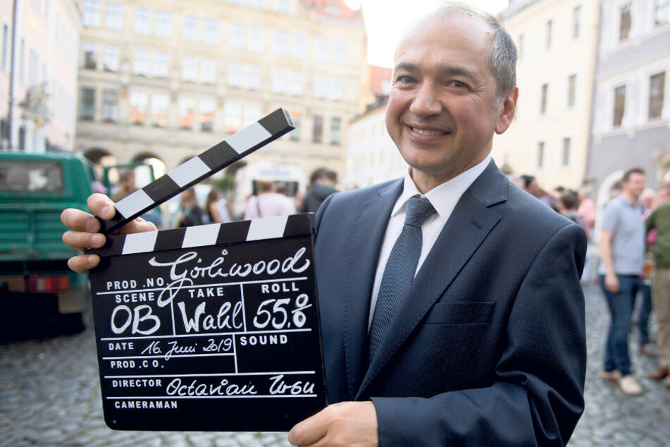 Will das neue Filmbüro nach Kräften unterstützen: OB Octavian Ursu (53, CDU).