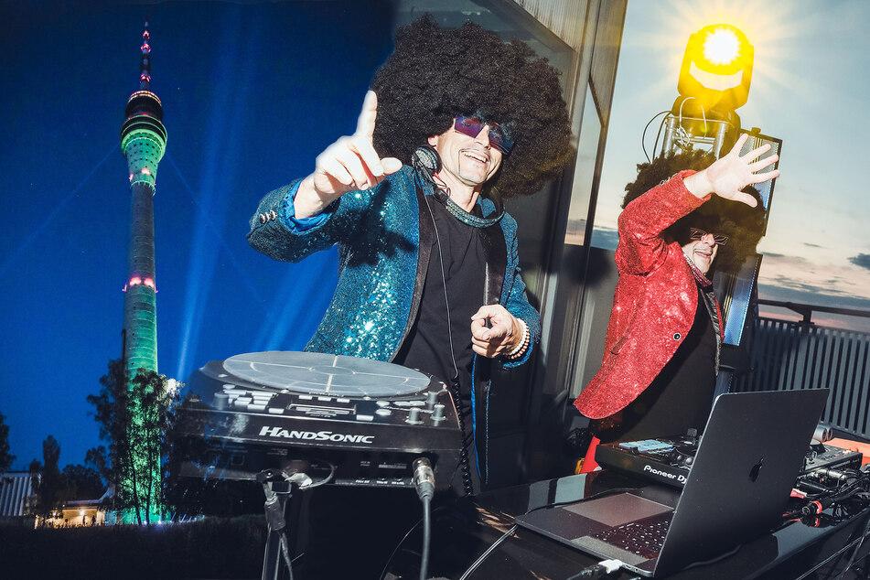 "TAG24 präsentiert ""Disco Dice"": House-Party auf dem Fernsehturm im Live-Video!"