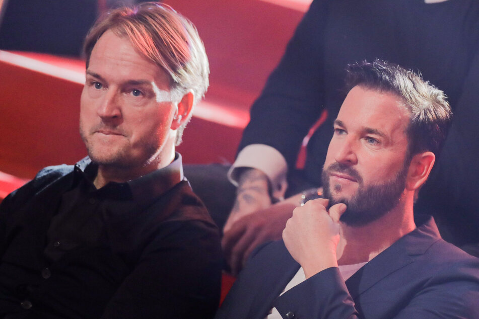 Markus Krampe (l.) will nicht länger der Manager von Michael Wendler sein.