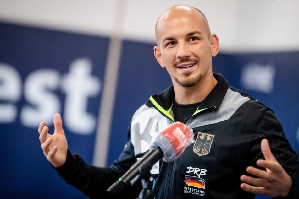 Ringer Frank Stäbler (31) will nach den Olympischen Spielen in Tokio seine Karriere beenden.