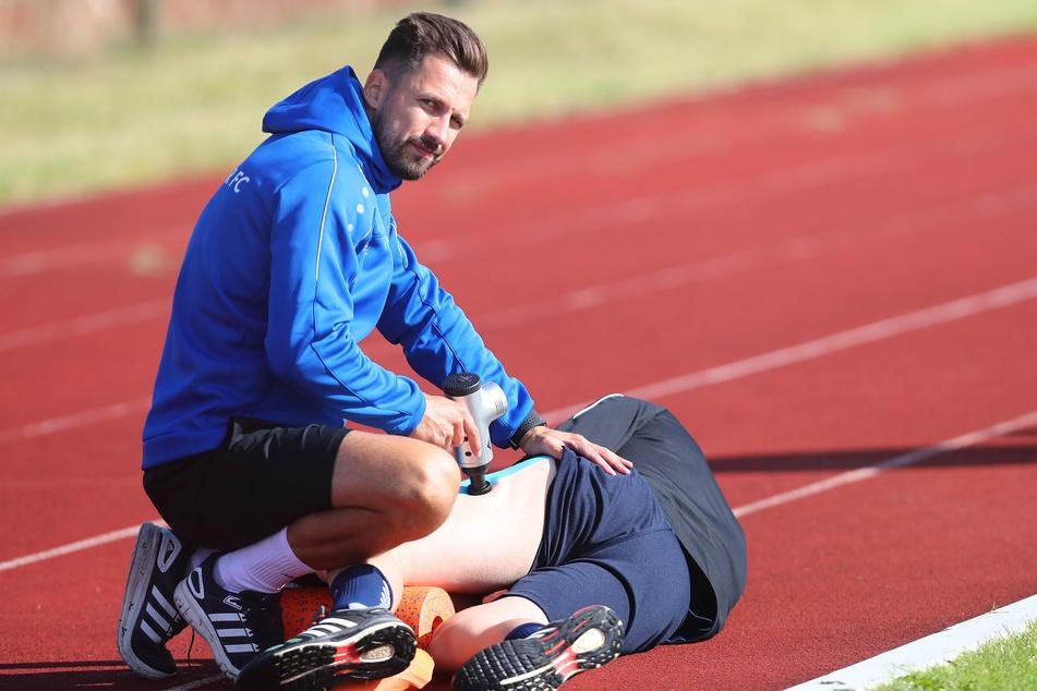 Florian Braband (31) war seit 2013 beim CFC als Physio beschäftigt, wurde später auch Reha- und Athletiktrainer.