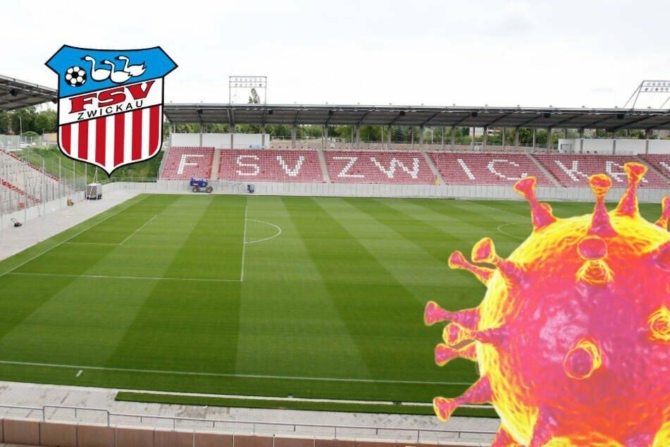 Muss das Spiel verlegt werden? Corona-Fall bei FSV-Gegner KFC Uerdingen