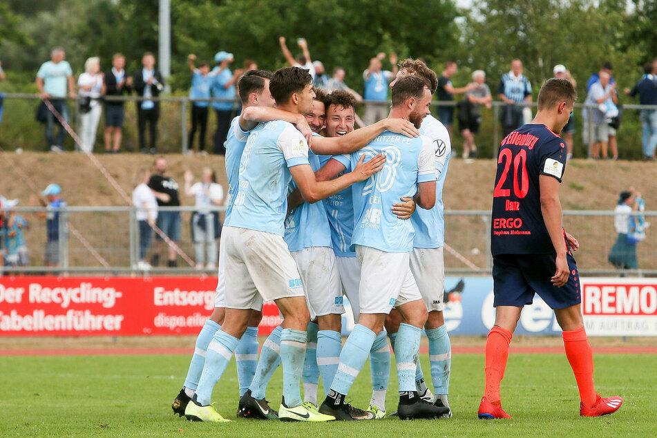 Der Chemnitzer FC hat zum elften Mal den Sachsenpokal gewonnen.