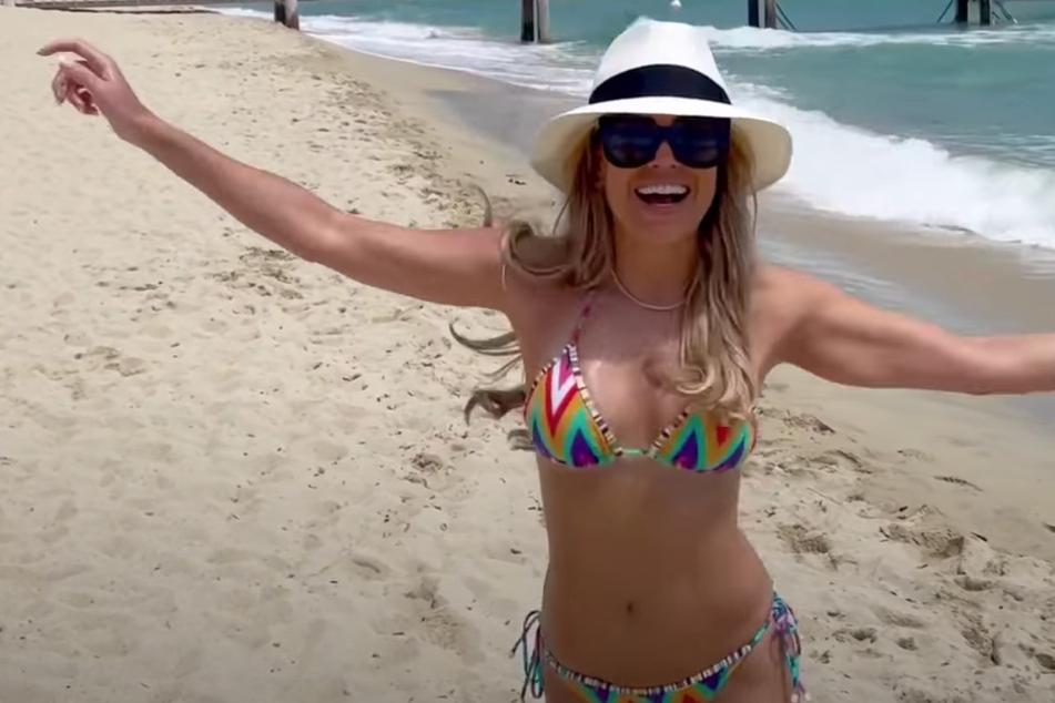 Sylvie Meis überrascht Fans mit privatem Urlaubs-Vlog!