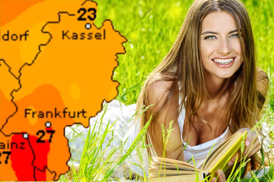 Der Frühsommer dreht auf: Das Wetter in Frankfurt und ganz Hessen