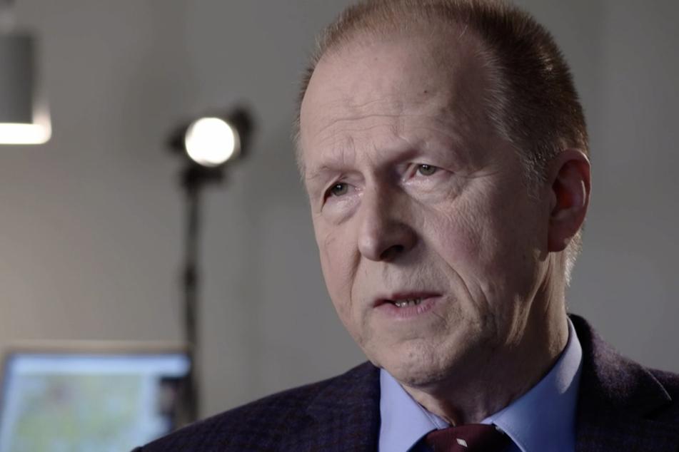 Polizei-Psychologe Adolf Gallwitz (70) sieht einen Zusammenhang zwischen den Tätern.