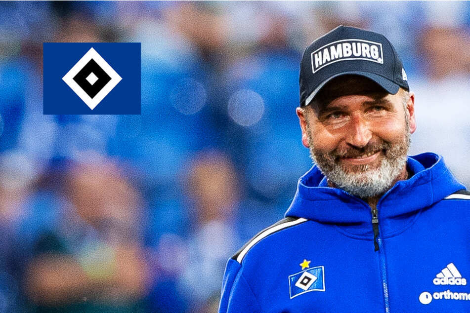 """HSV-Coach Tim Walter warnt vor Schlusslicht Aue: """"Tabelle ist nie aussagekräftig"""""""