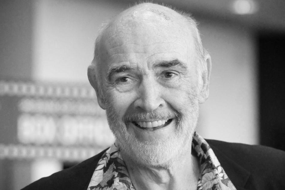 Sean Connery ist tot: Filmlegende stirbt mit 90 Jahren