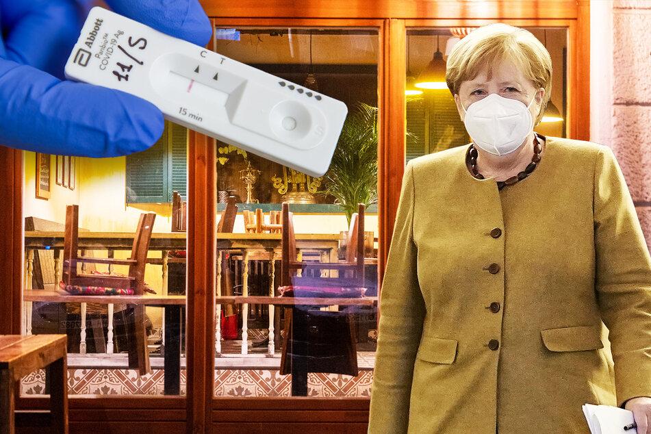 Merkel und Ministerpräsidenten in Beratungen: Diese Maßnahmen könnten auf uns zukommen