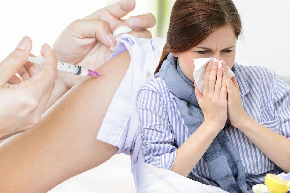 45 Prozent weniger Grippe-Fälle: Kassen raten trotzdem zur Impfung