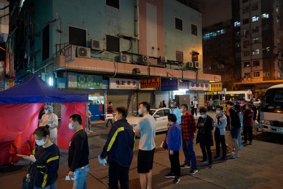 Steht Hongkong vor neuen Massenprotesten? Gesetz sorgt für Panik