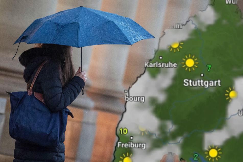 So wird das Wetter in der nächsten Woche in Baden-Württemberg