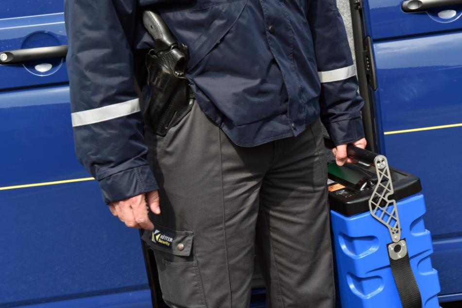 Prozess: Haben Sicherheitsmänner eigenen Geldtransporter überfallen und 825.000 Euro erbeutet?