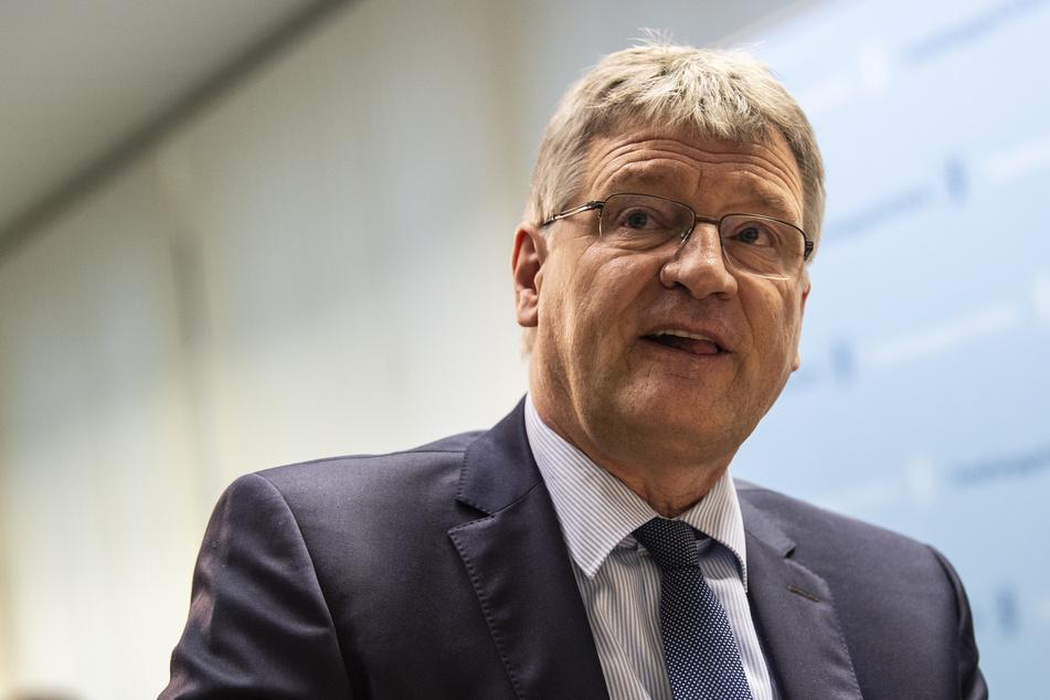 """Der AfD-Vorsitzende Jörg Meuthen hat vorgeschlagen, den """"Flügel"""" aufzulösen."""