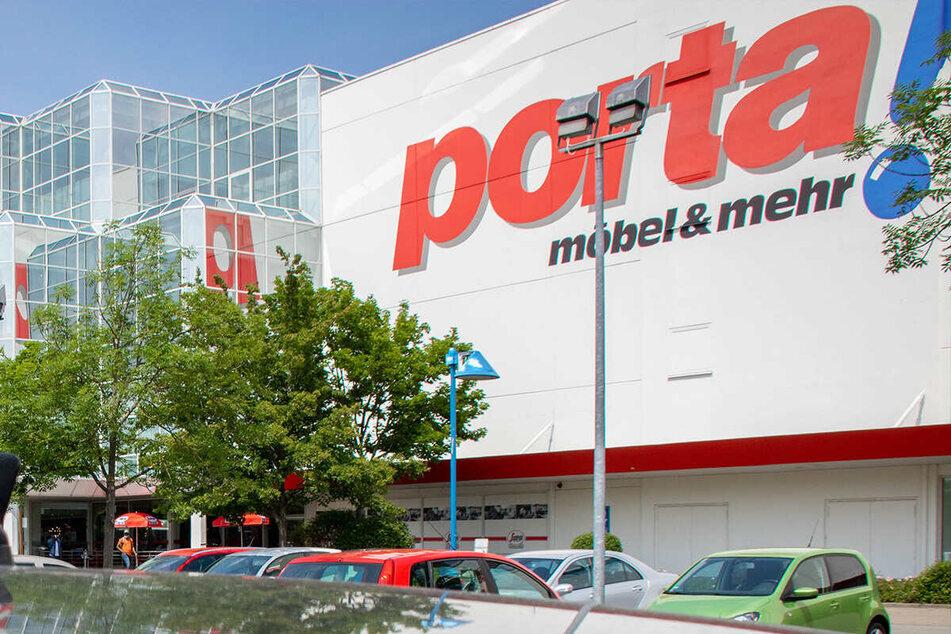 porta gibt am Freitag (14.5.) hohe Rabatte auf alles