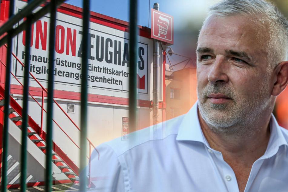 Dirk Zingler sieht Union nicht in der Existenz bedroht.