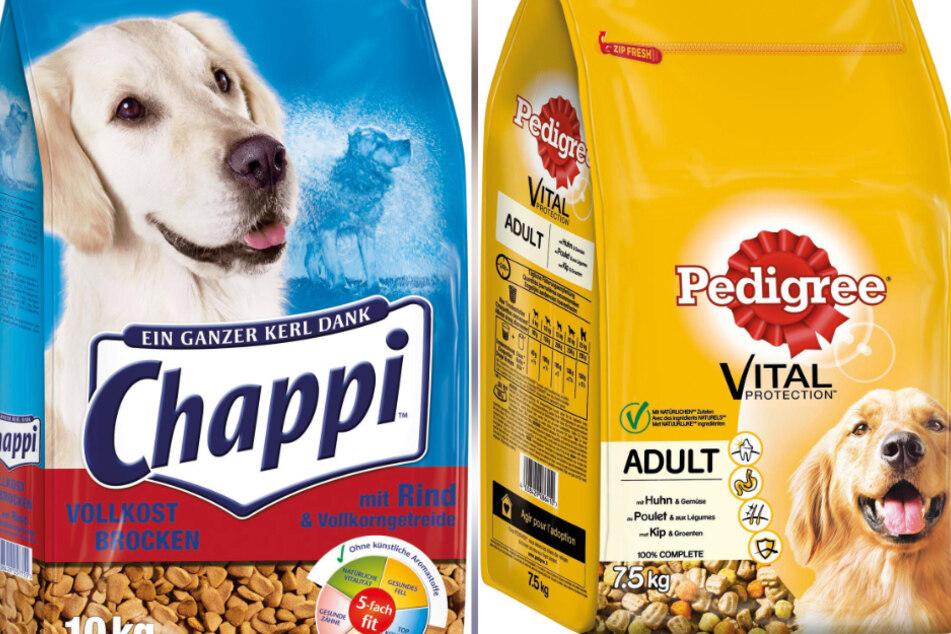 Könnte Hunden schaden: Hersteller ruft einige Pedigree- und Chappi-Trockenfutter zurück