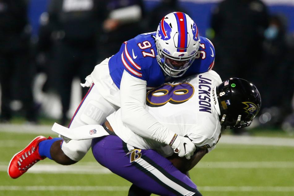"""Buffalo Bills rücken weiter: 101 Yards """"Pick Six"""" besiegelt das Aus für die Ravens"""