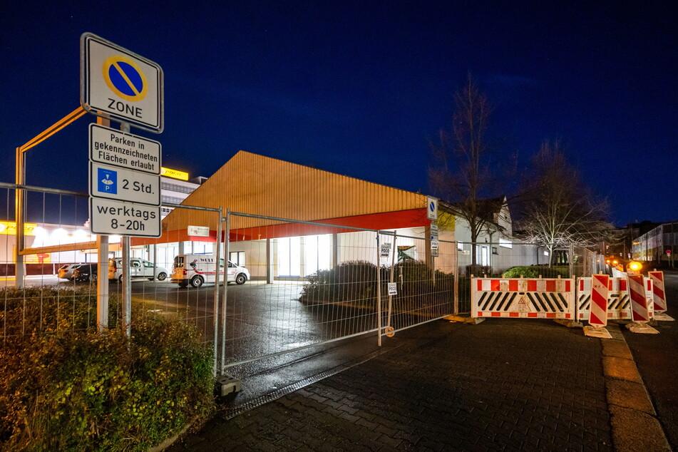 Chemnitz: Einbruch ins Impfzentrum