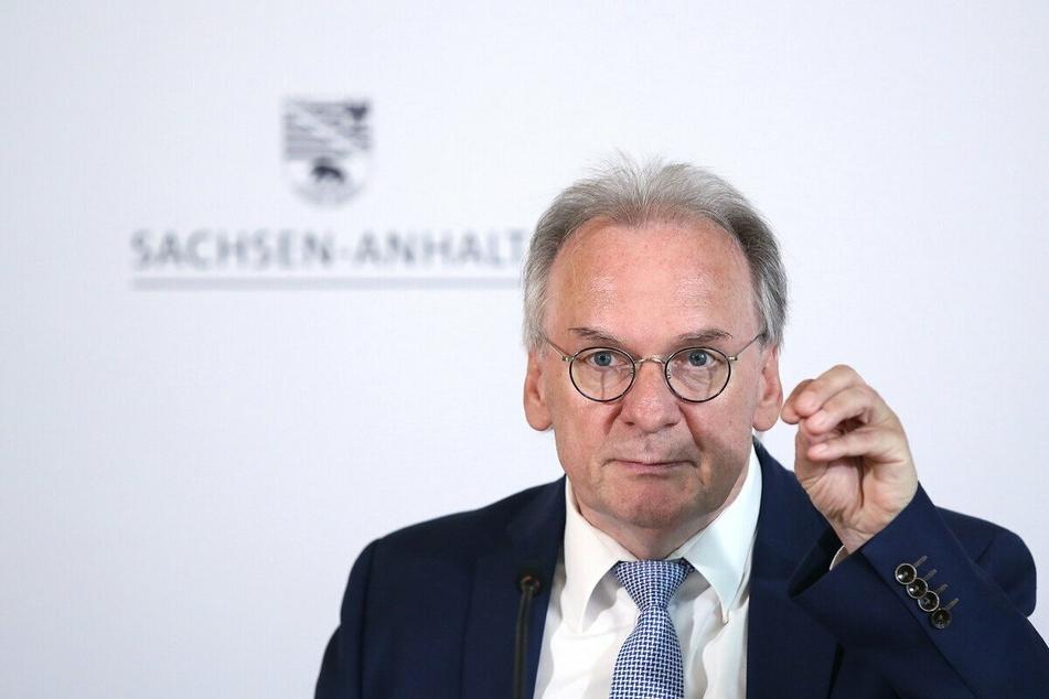 Sachsen-Anhalts Ministerpräsident Reiner Haseloff (66, CDU).