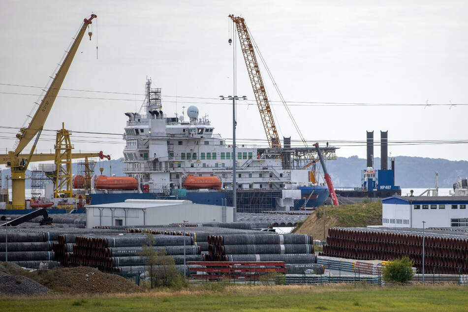 Milliardenstrafe gegen Gazprom wegen Pipeline Nord Stream 2