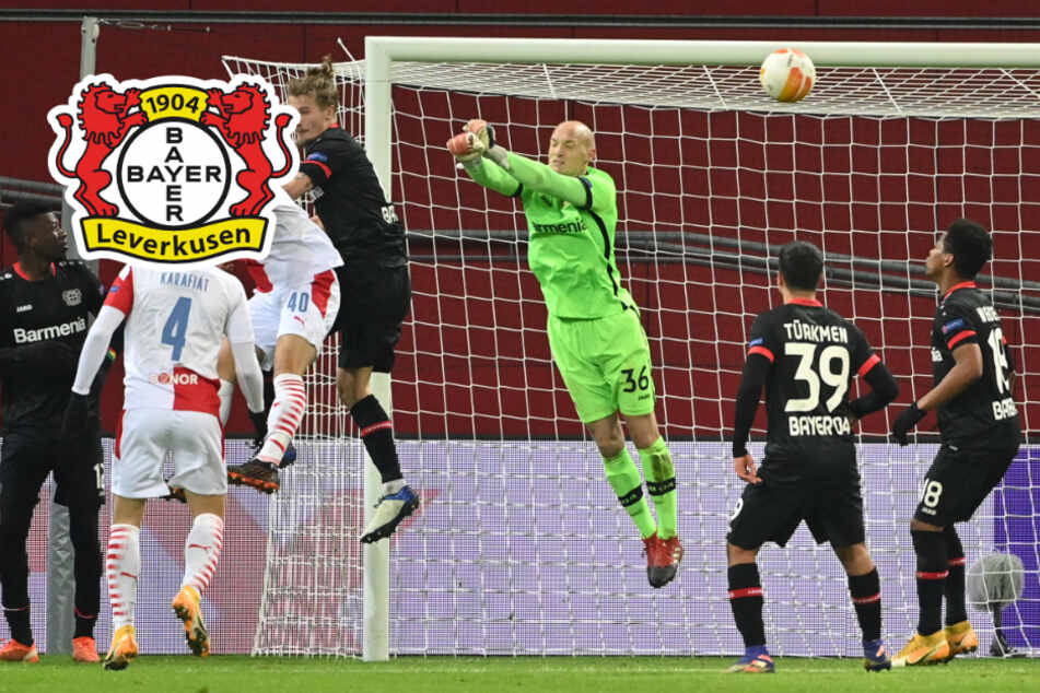 Rekord! Bayer Leverkusen setzt in der Europa League mit Kantersieg neue Bestmarke