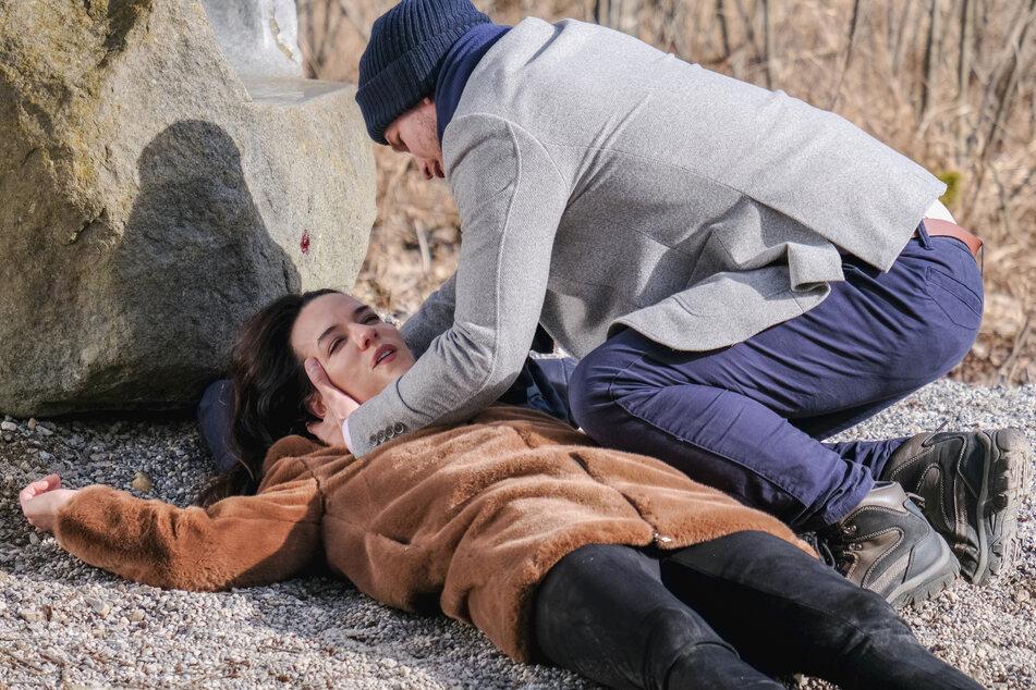 Nadjas Tod war für alle ein Schock. Sie behauptete, Franzi hätte sie geschubst.