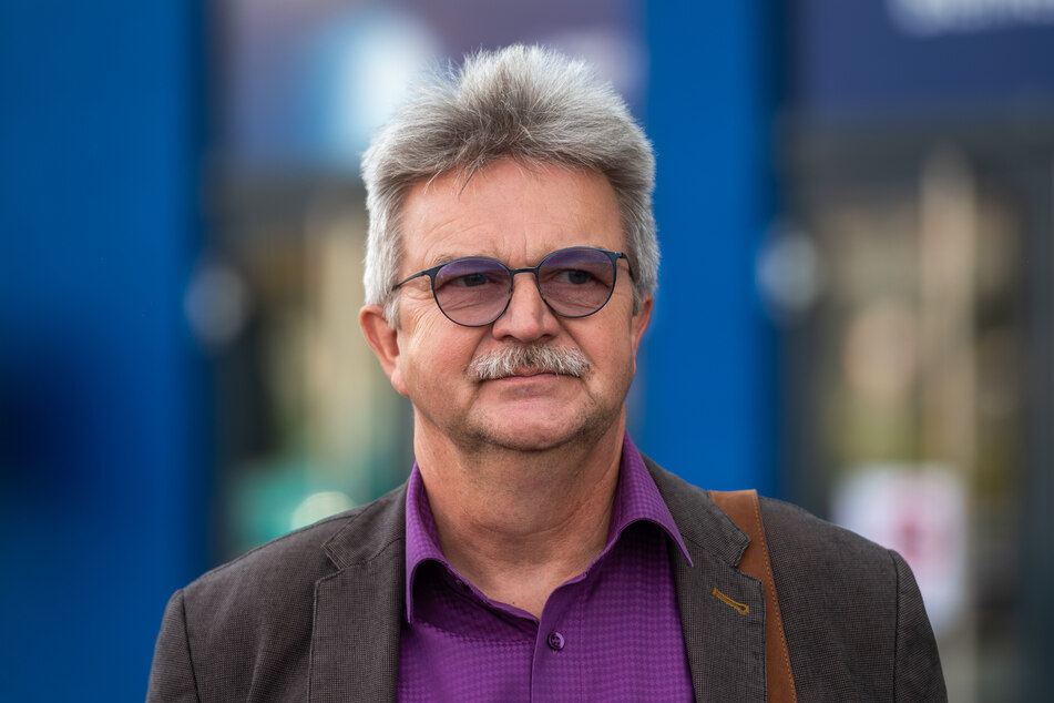 Dr. Harald Uerlings (62) geht auf eigenen Wunsch Ende dieses Jahres in den vorzeitigen Ruhestand.