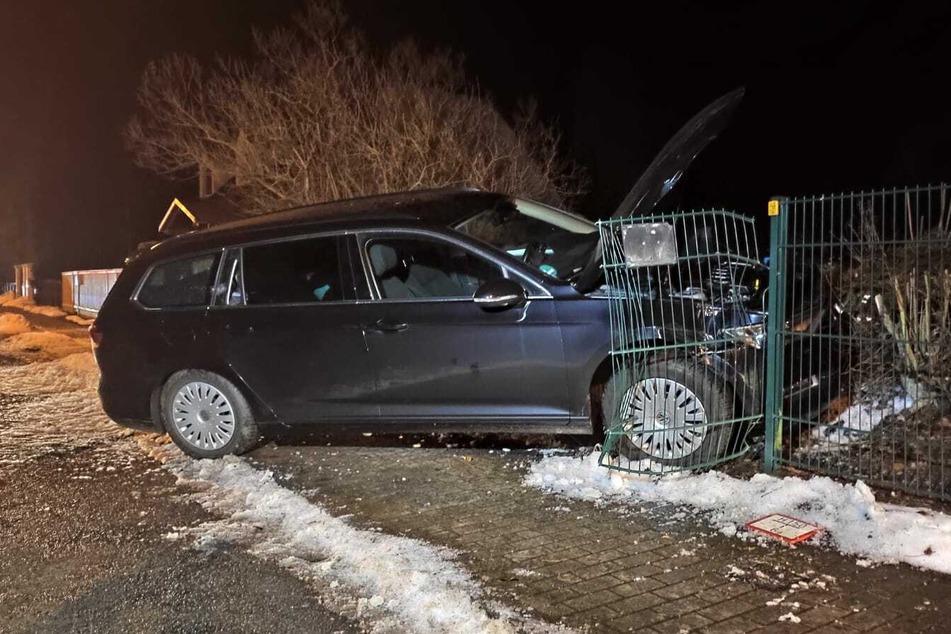 Tragisches Unglück: 67-jähriger Autofahrer stirbt bei Unfall in Leipzig