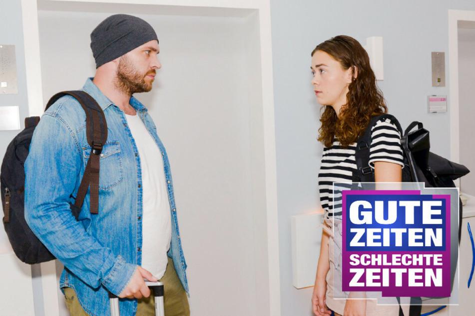 GZSZ-Merle bei der Abtreibung: Lässt Jonas sie im Stich?