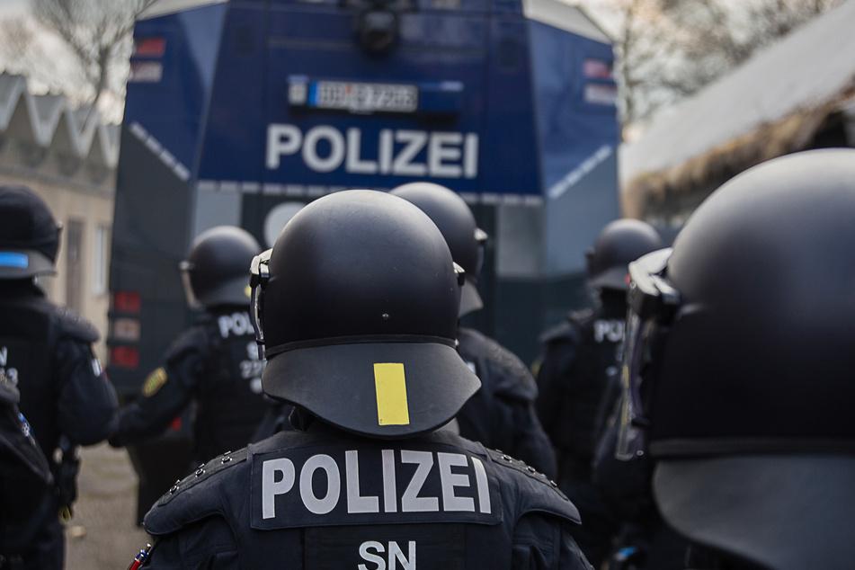Einsatzmöglichkeit: Bereitschaftspolizei