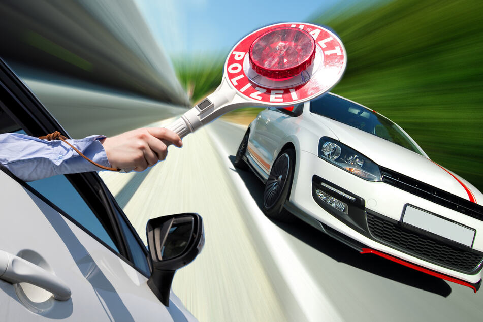 Hunderte Kontrollen von Autos aus der Tuning-Szene