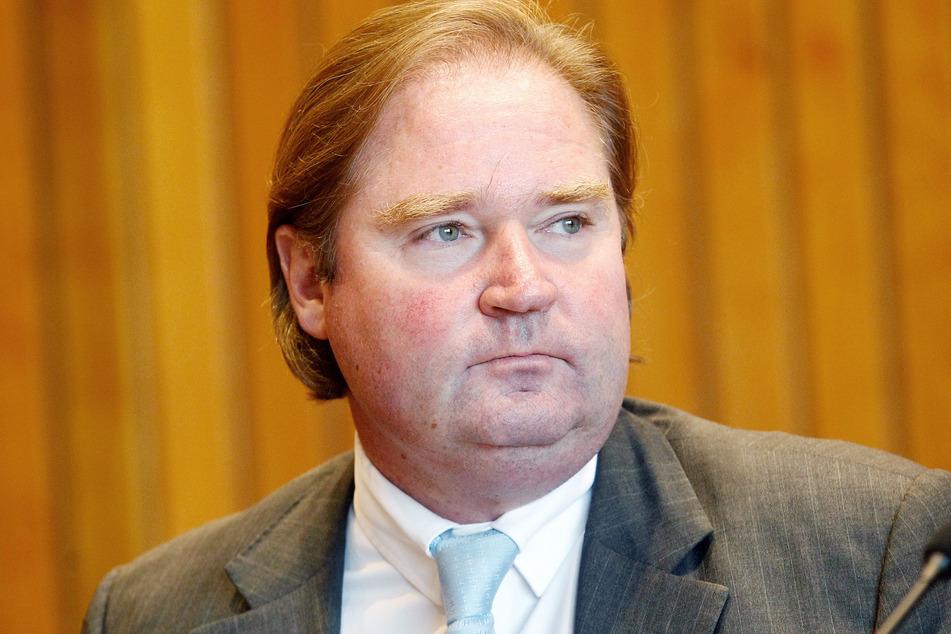 Der nordrhein-westfälische Finanzminister Lutz Lienenkämper (CDU). (Archivbild)
