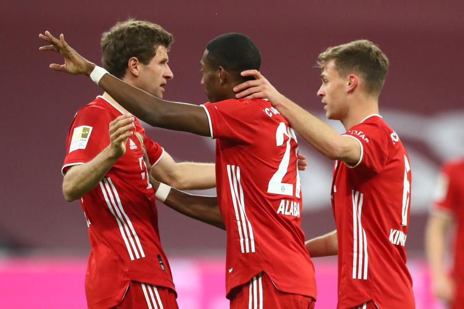 Der FC Bayern München liegt voll auf Kurs Meisterschaft. Der Sieg gegen Bayer 04 Leverkusen könnte die Vorentscheidung bedeuten.